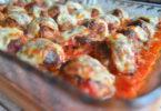 firinda-domates-soslu-kasarli-kofte
