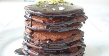 kakaolu-cikolatali-pankek