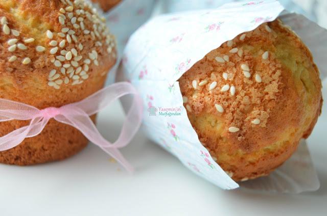 tahinli-muffin