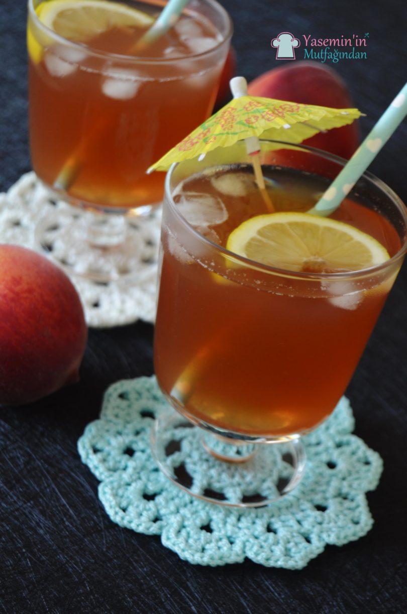 Soğuk Çay Nasıl Yapılır