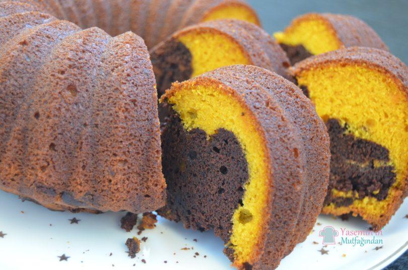 balkabakli-kakaolu-kek