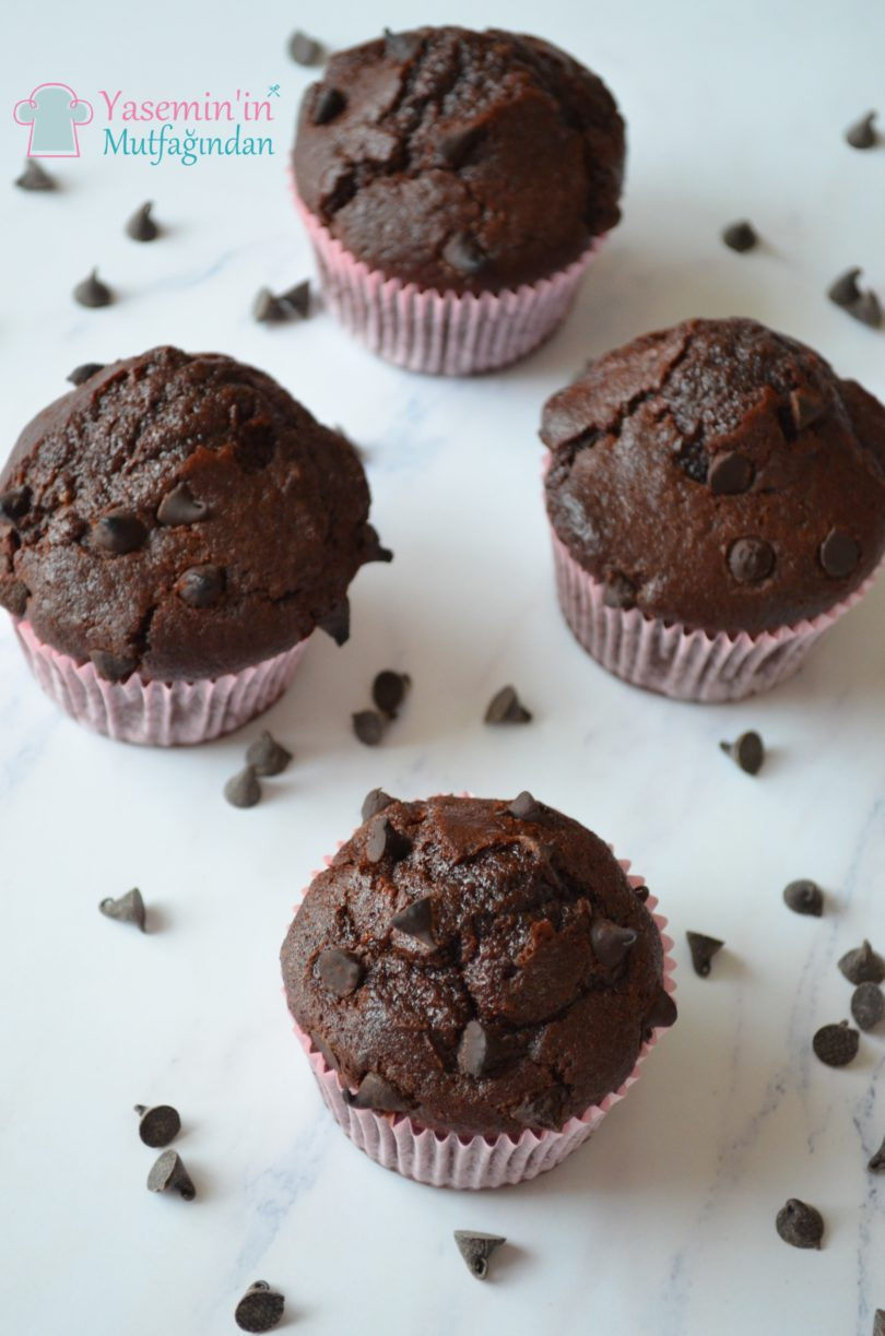 damla-cikolatali-kakaolu-muffin