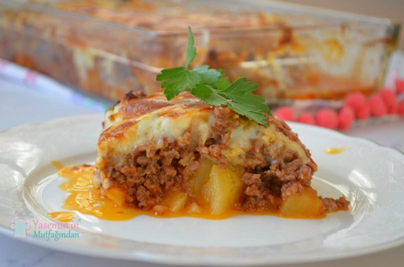 besamel-soslu-kiymali-patates